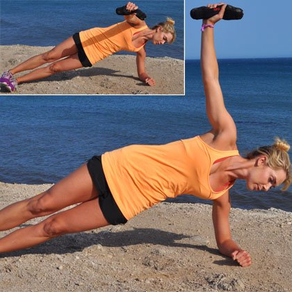 side-plank-with-dumbbell-raise